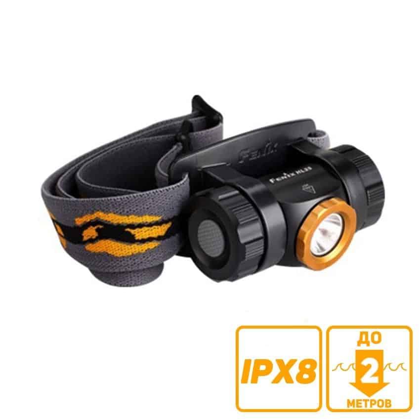 Налобный фонарь Fenix HL25XP-G2