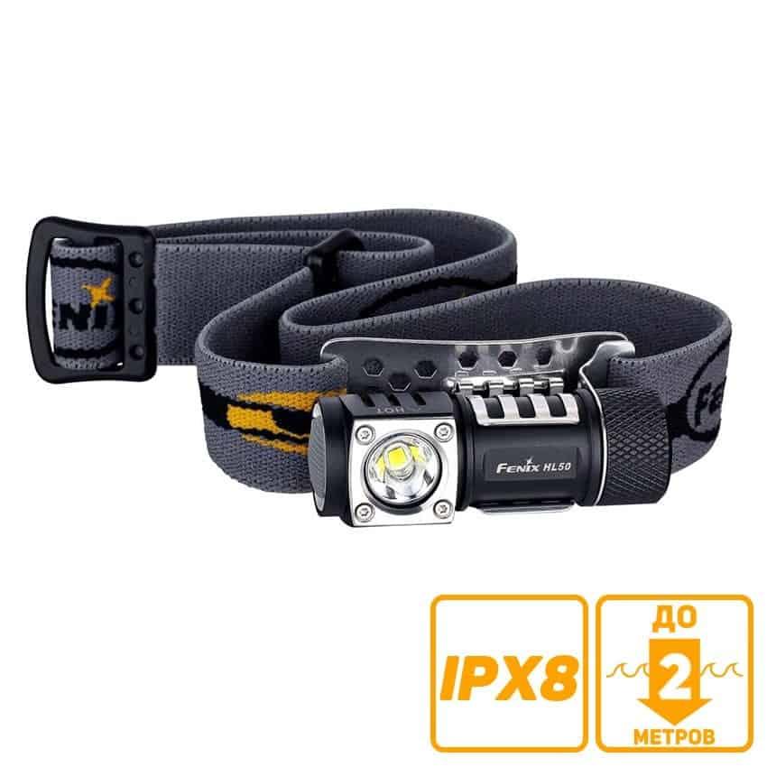Fenix HL50 XM-L2 T6