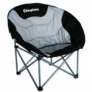Стул складной KingCamp Deluxe Moon Chair(KC3889)