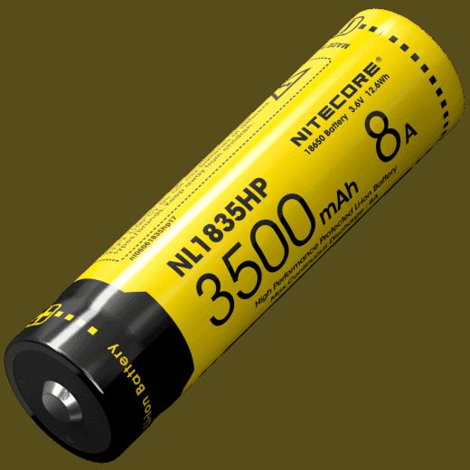 Nitecore NL1835HP