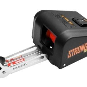 Якорная лебедка STRONGER SH-30 Steel hands