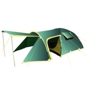 Палатка четырехместная Tramp Grot-В 4 V2