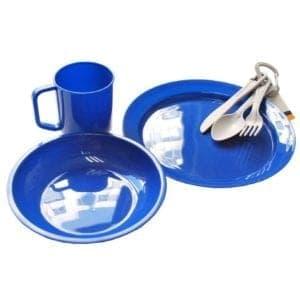 Набор посуды пластиковой Tramp TRC-047