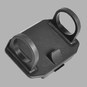 Крепление для шлема для фонарей Nitecore HC60. HC65