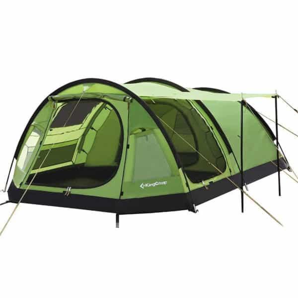 Палатка KingCamp MILAN 6 (KT3059) Green