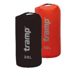 Гермомешок Tramp Nylon PVC 20, TRA-102 красный