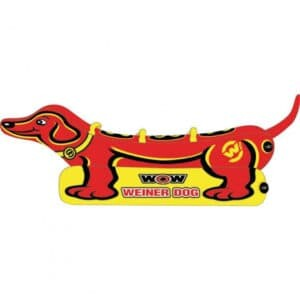 Буксируемый баллон (Плюшка) WEINER DOG 3 TOWАВLЕ WOW