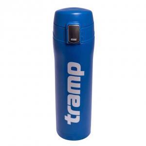 Термос 0,45 л Tramp TRC-107-blue