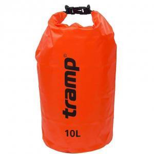 Гермомешок Tramp TRA-111-orange PVC Diamond Rip-Stop 10